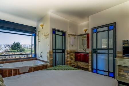 Zimmer Psifas - Luxury Suites - Bruchim Qela' Alon - 住宿加早餐
