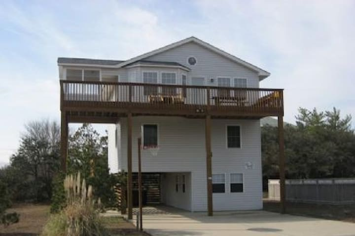 Best Value In Corolla! Great Beaches, Private Pool