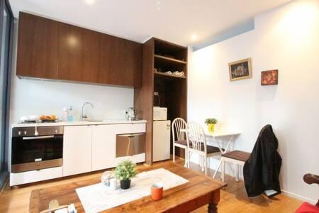 Private Bedroom at Flinders St