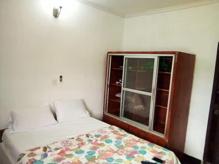 Studio1 in Lekki with free unlimited wifi and dstv