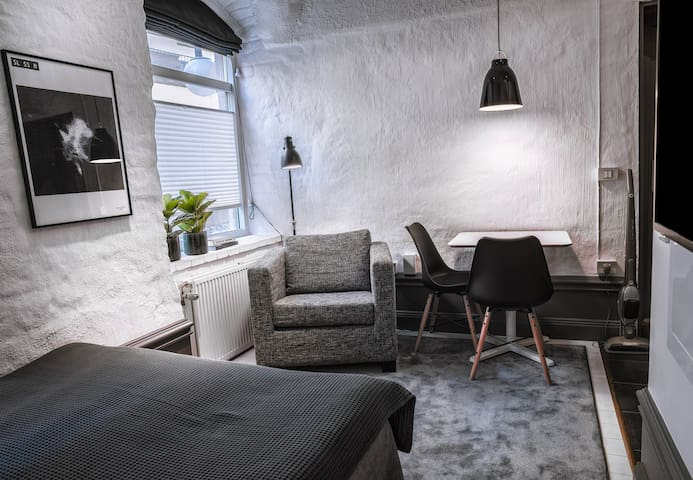 Single Studio in the heart of Stockholm