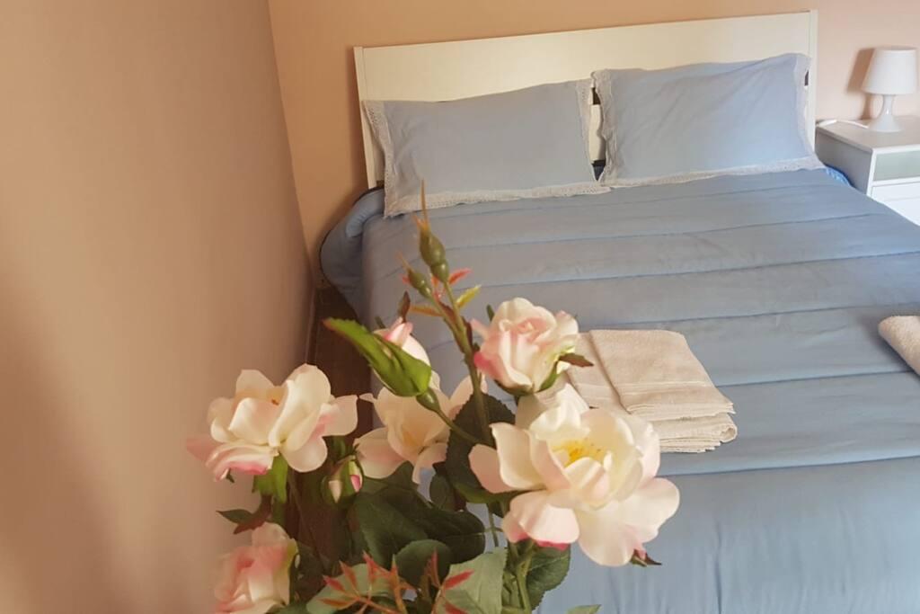 First Bedroom/ Prima stanza da letto