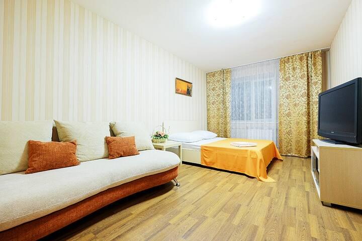 1-к квартира Комсомольский, 37