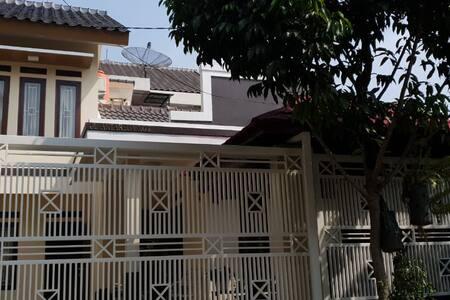 Puri Edelweis Pajajaran Rumah Nyaman di Kota Bogor