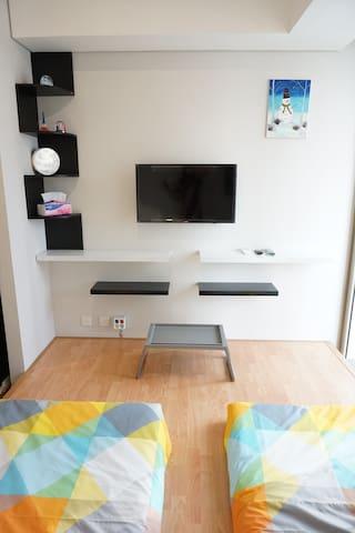 NEW STUDIO JAPANESE ROOM  TAMAN ANGGREK RESIDENCE