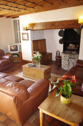 Farm House Llanerchindda - Cynghordy - บ้าน