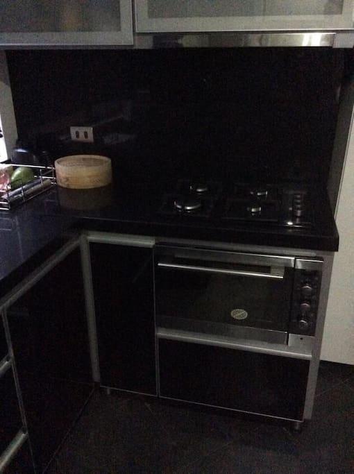 estufa y horno