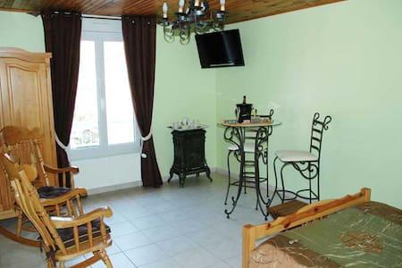 vivez un séjour au milieu des vignes prés Epernay - Reuil
