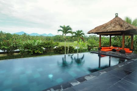 Relaxing one bedroom private villa in Ubud Bali - Payangan