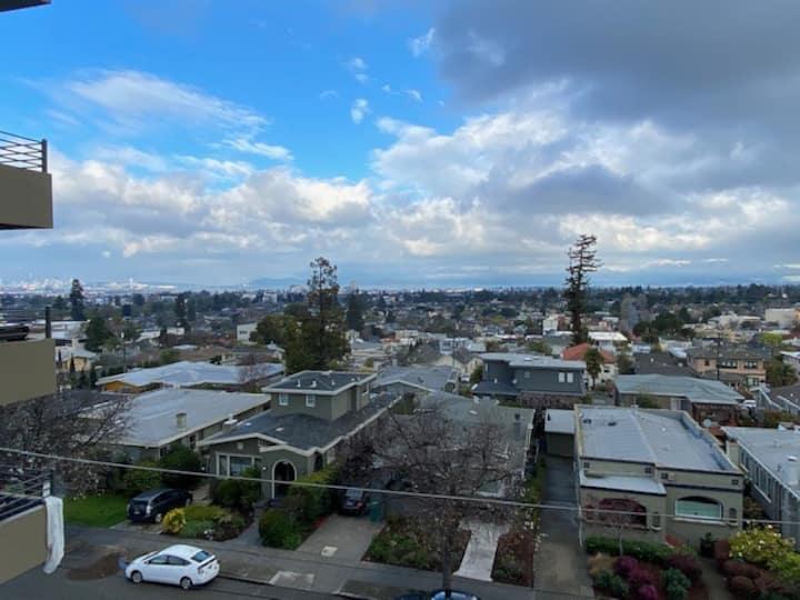 Fantastic Views from this 2BR, 1 BA condo
