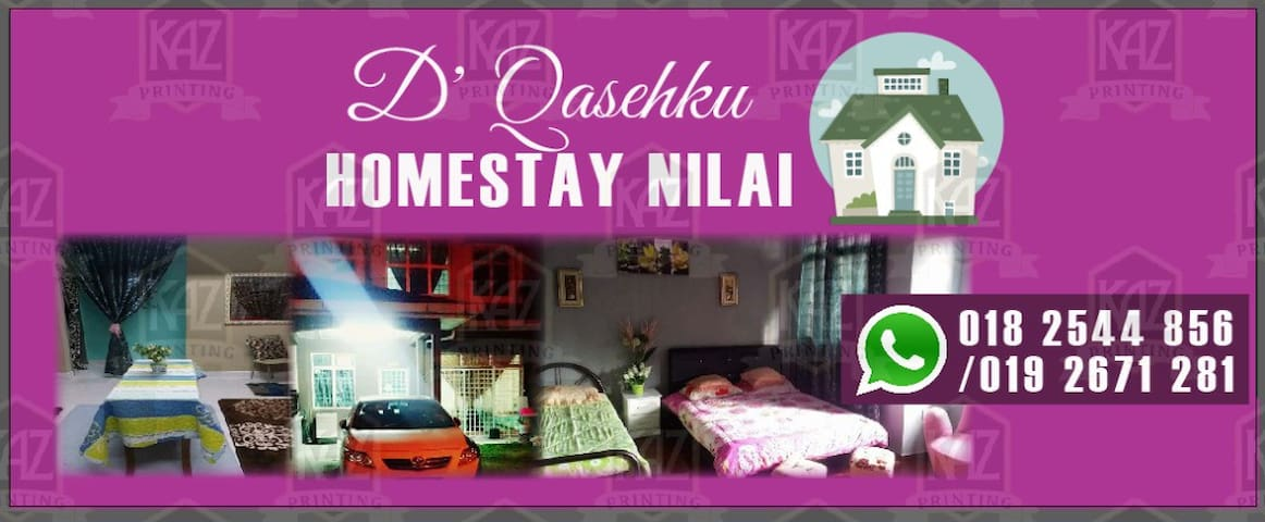 Nilai Homespace D'qasehku