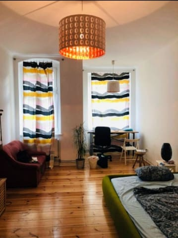 Amazing 23m2 room! Vacations in Berlin