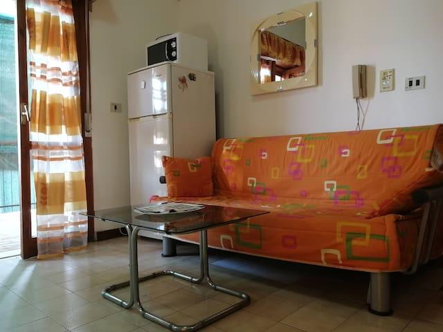 Appartamento con terrazzo a Scalea