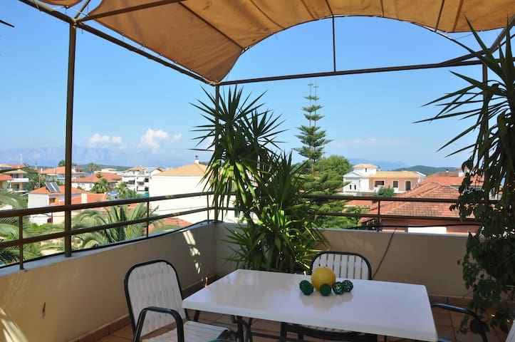 Two Room Apartment Ionian Paradise