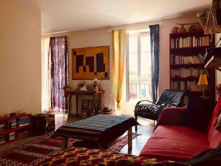 Appartement saisonnier festival d'Avignon