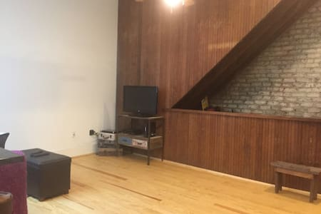 Loft in the heart of the action - Lynchburg - Wohnung