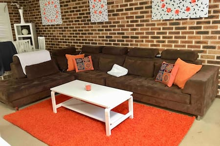 Townhouse suitable for 5 -6 people.