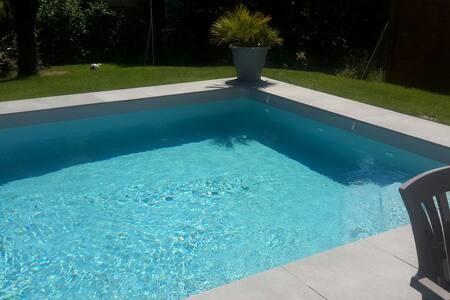 Maison bord de mer avec piscine - La Bernerie-en-Retz