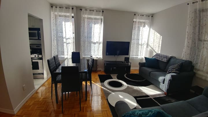 Nice 2BR apartment on West 83rd Street