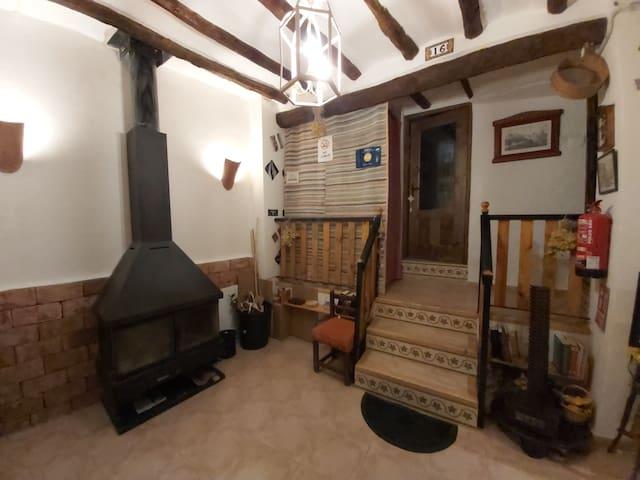CASA ELINA Casa de pueblo tradicional  VT-30727CS