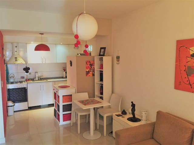 Spacious and comfortable apartment in caballito