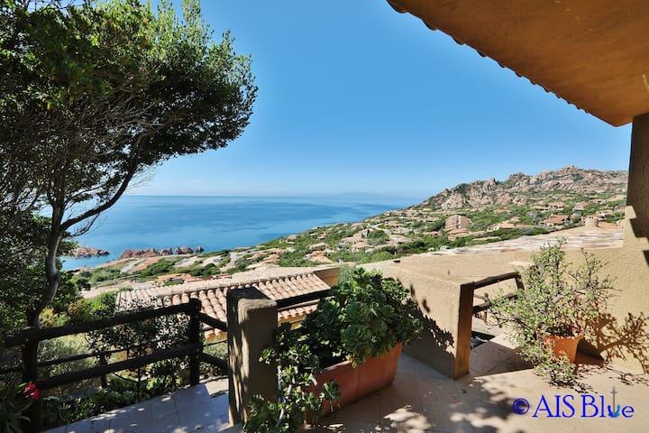 Comfortable apartment, Amazing Sea view