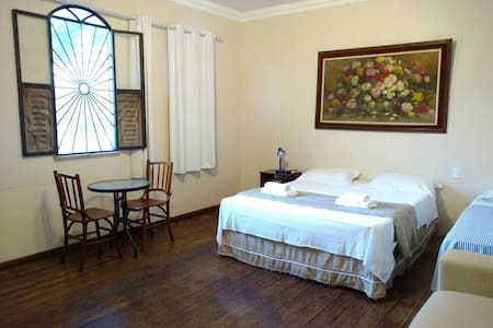 Chez Les Rois Bed&Breakfast Room#01 - Manaus - Bed & Breakfast