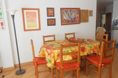 Apartamento p/ férias no Grove (Praias en Galicia) - O Grove - Lägenhet
