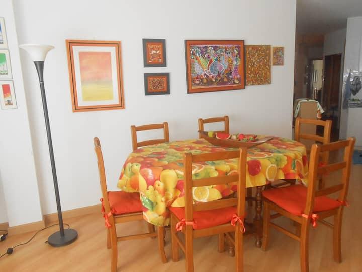 Apartamento p/ férias no Grove (Praias en Galicia)