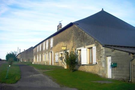 """Gîte Rural """"La Grande Rubrique"""" - Barbaise"""