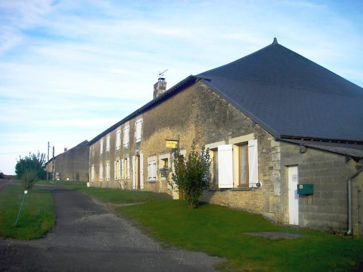 """Gîte Rural """"La Grande Rubrique"""""""