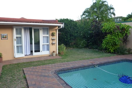 Morningside! Garden cottage in Durban's no1 Suburb - Berea