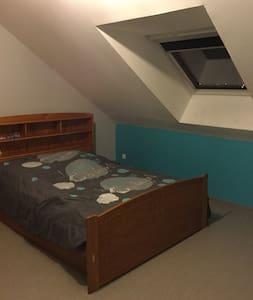 Chambre dans bel appartement - Maubeuge