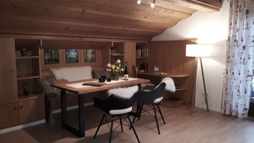 Holiday Appartement: Waldstube