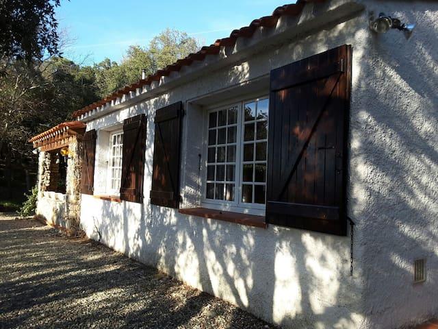 Jolie maison type catalane - 6 pers - Les Cluses - House