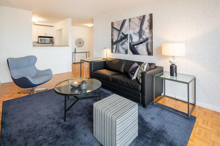 Stylish, Luxury One Bedroom in Heart of Tribeca