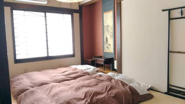 Private room&Breakfast☆彡Guest House Kuranomachi