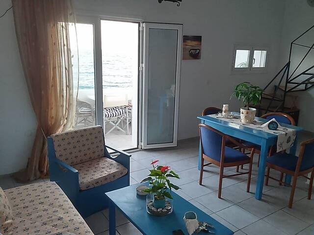 Blue Wave - Koutsouras - Appartement