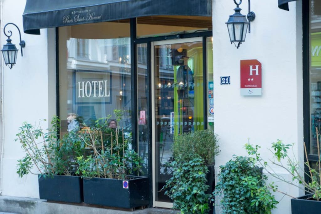 Hôtel Paris Saint Honoré