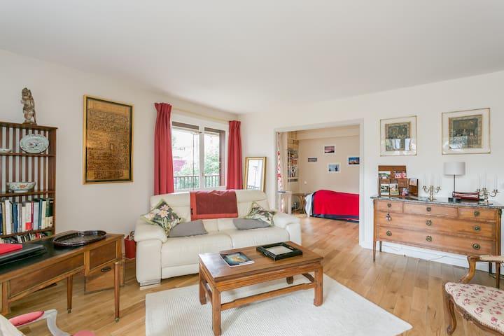 Bel appartement aux portes de Paris
