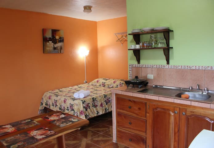 Private Apartment (2) - La Fortuna - Lejlighed