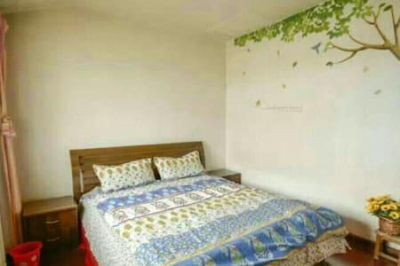 西宁一家为远方的客人提供舒适环境大床房的远方客栈 - Appartement