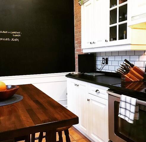 Black board for all your to dos