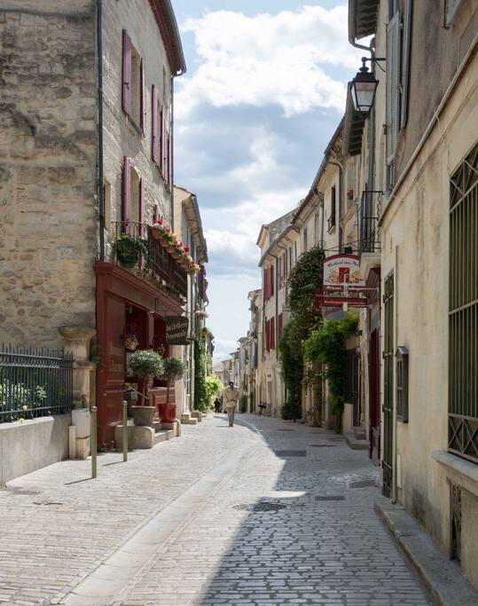 Rue grande bourgade