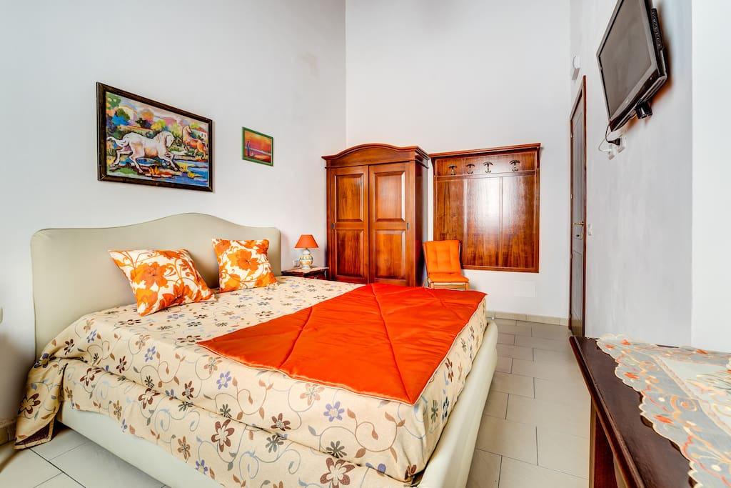 Appartamento Calypso - Camera Matrimoniale / Tripla