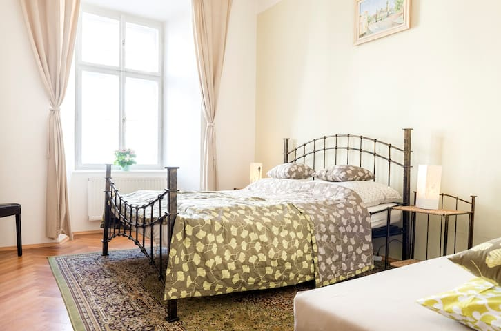 Apartment Loretánská /150 m from Prague Castle - Prague - Flat