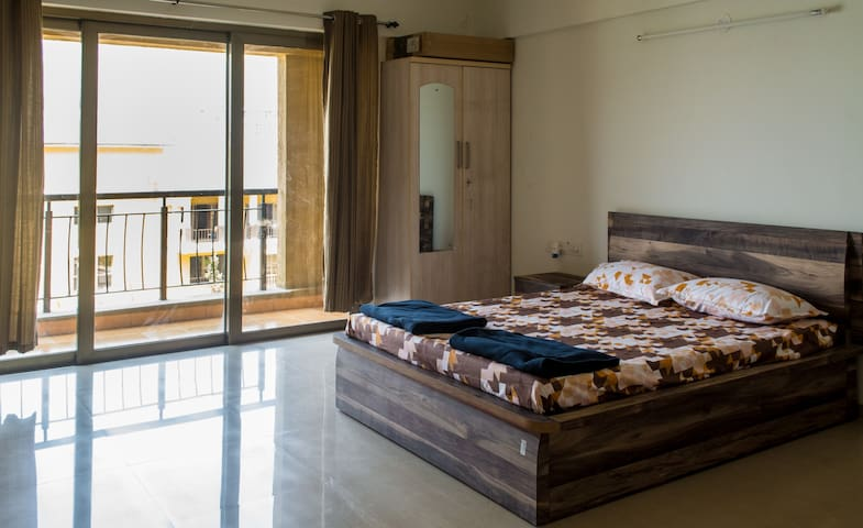 Fully Furnished Studio Apartment in Lavasa