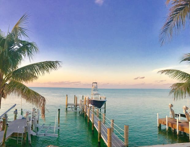Florida Keys Waterfront Paradise