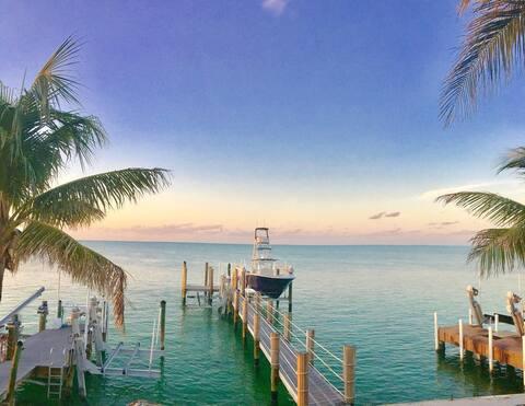 Florida Keys Waterfront Paradise