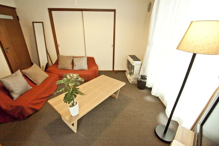 4 bed rooms!!/Max11ppl/Free Parking/WIFI